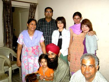 インド人家庭5