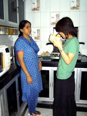 インド人家庭3