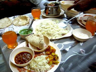 インド人家庭6
